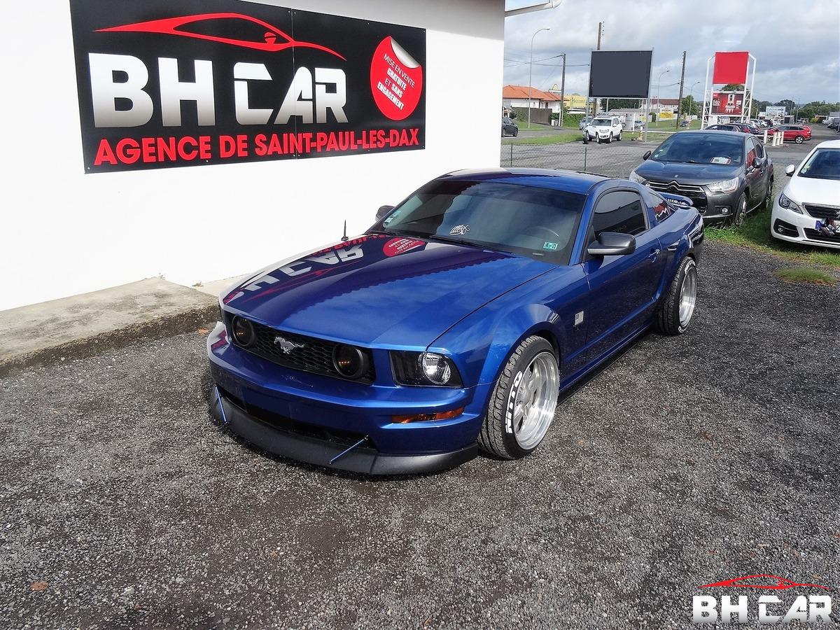 Ford Mustang GT 4.6 V8 304CH 3P