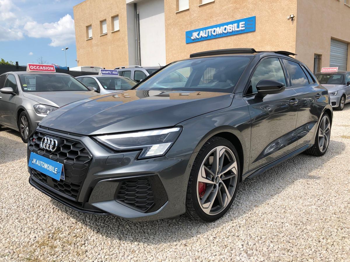 Audi S3 sportback 53 TFSI 310 Quattro matrixx plus