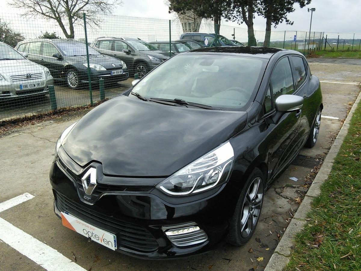 Renault Clio IV 1.2 TCe  EDC  GT 120 BVA 57803km