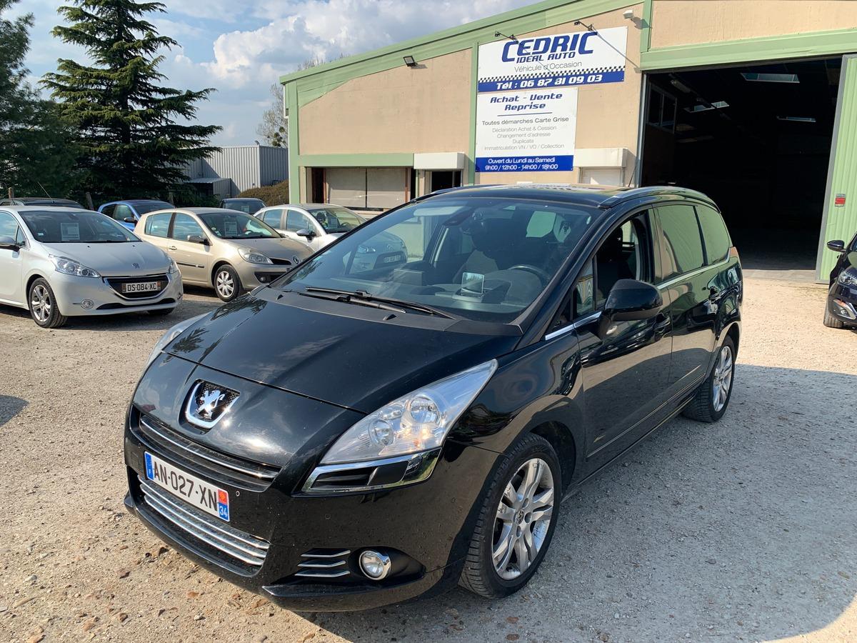 Peugeot 5008 2.0 HDI 150 PREMIUM