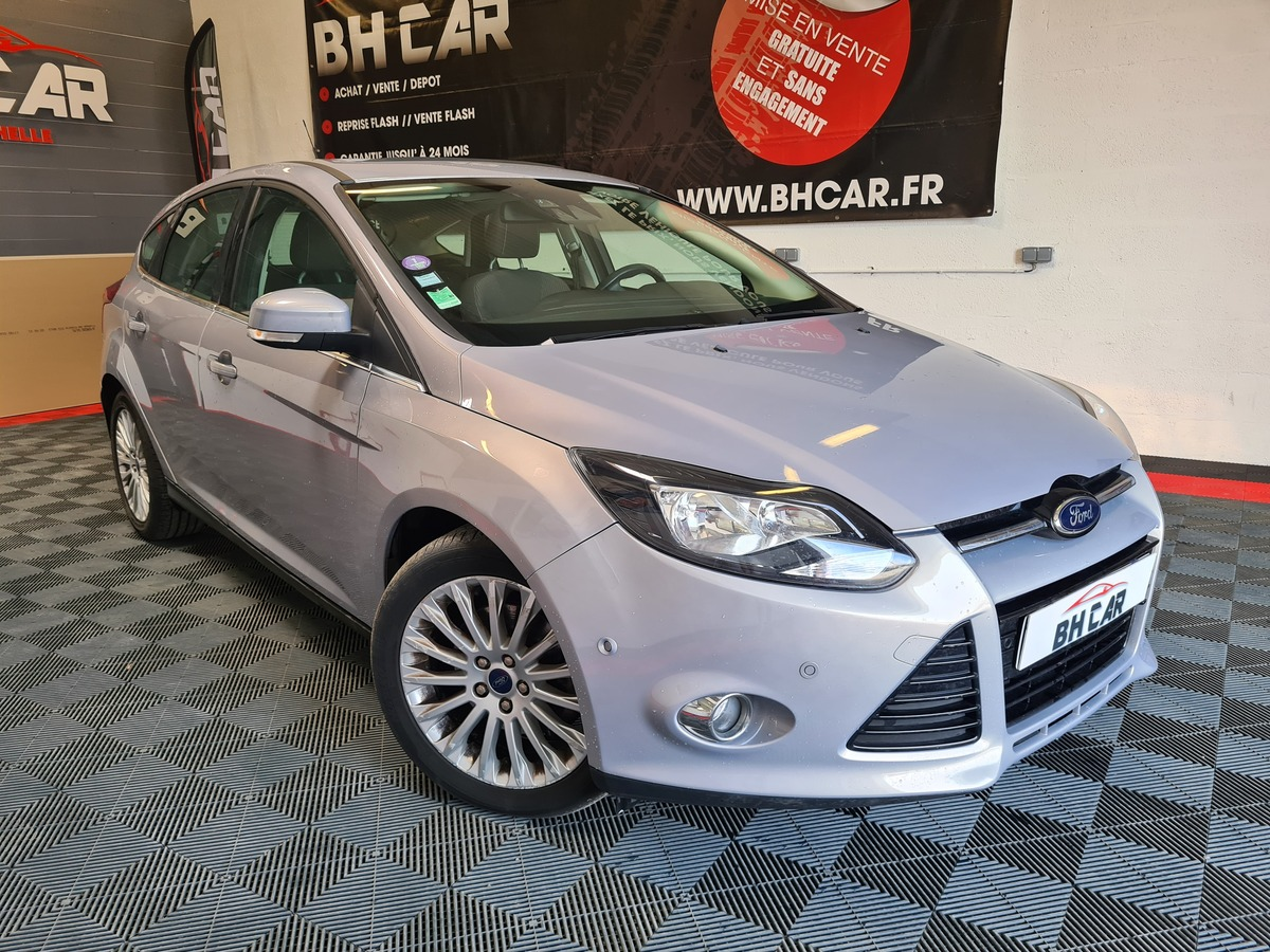 Ford Focus 1.6 scti ecoboost - 150 s&s