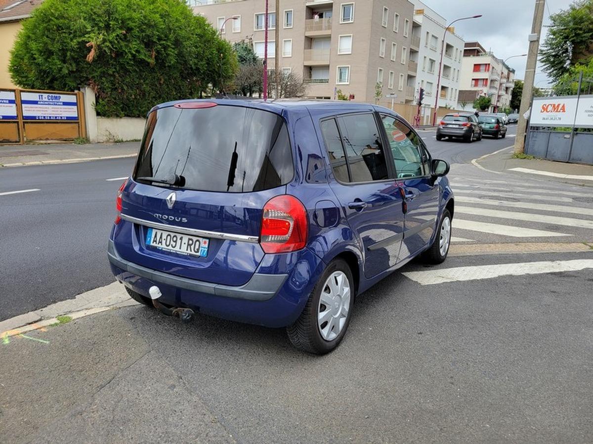 Renault Modus (2) 1.5 DCI  85 EXPRESSION