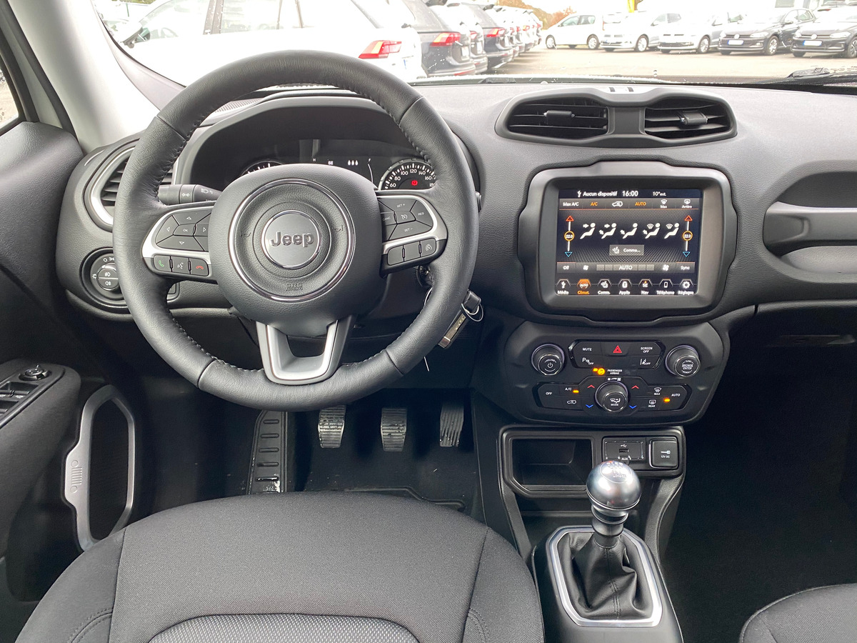 Jeep Renegade 1.0 GSE T3 Turbo 120ch Limited