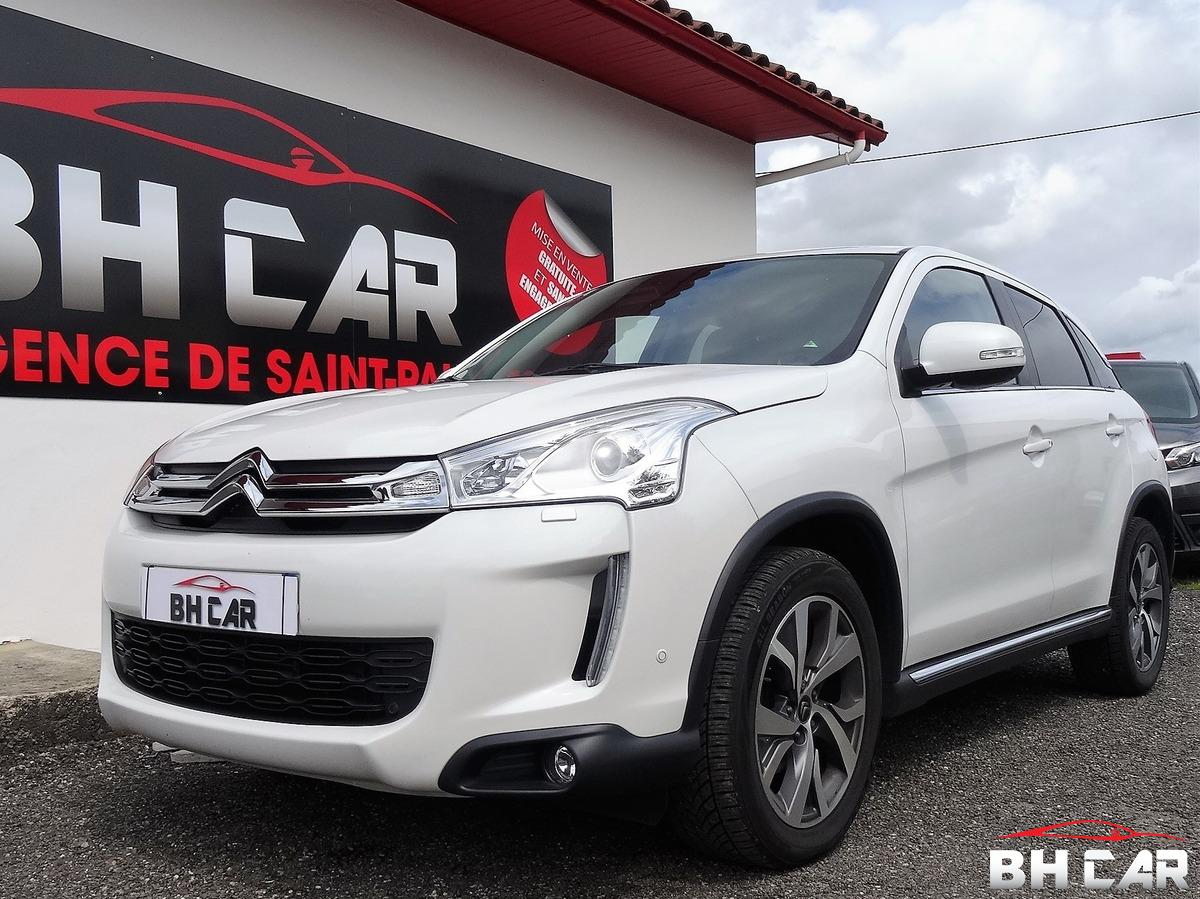 Citroen C4 Aircross 1.8 HDi 150 EXCLUSIVE