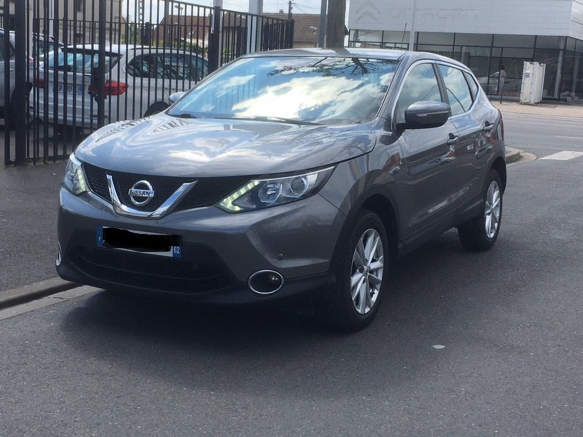 Nissan Qashqai 1.5 dCi 110ch Business Edition 1ER