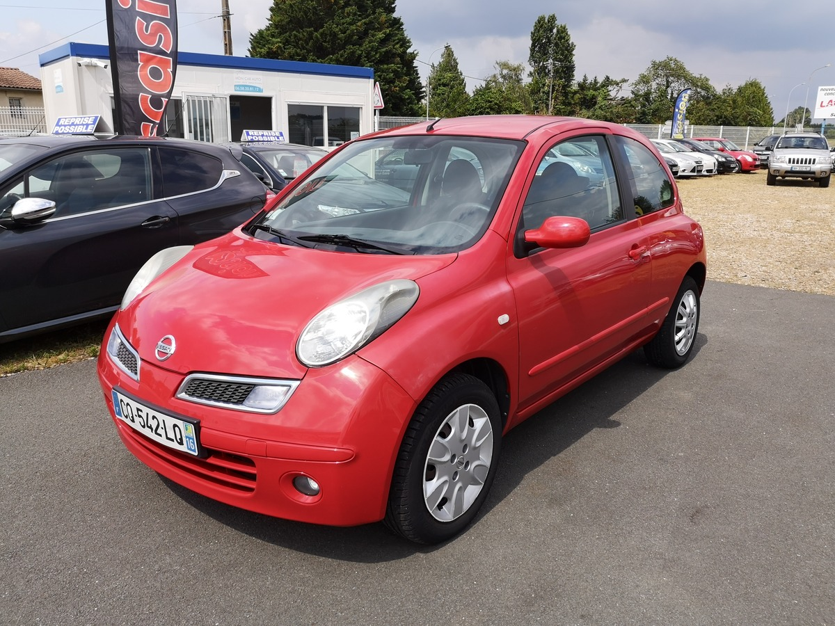 Nissan Micra 1.5 DCI 86 ACENTA REPRISE POSSIBLE