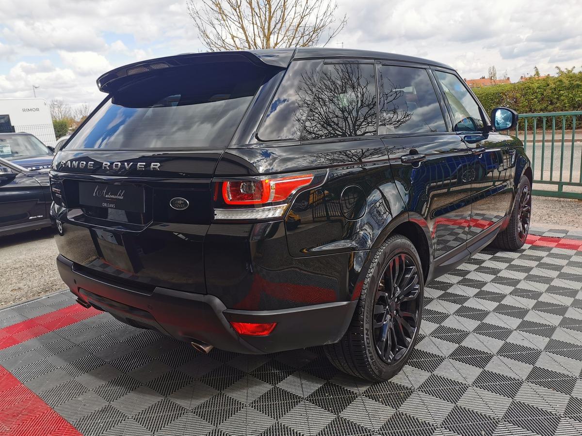 Land Rover Range Rover Sport II HSE 3.0 SDV6 306