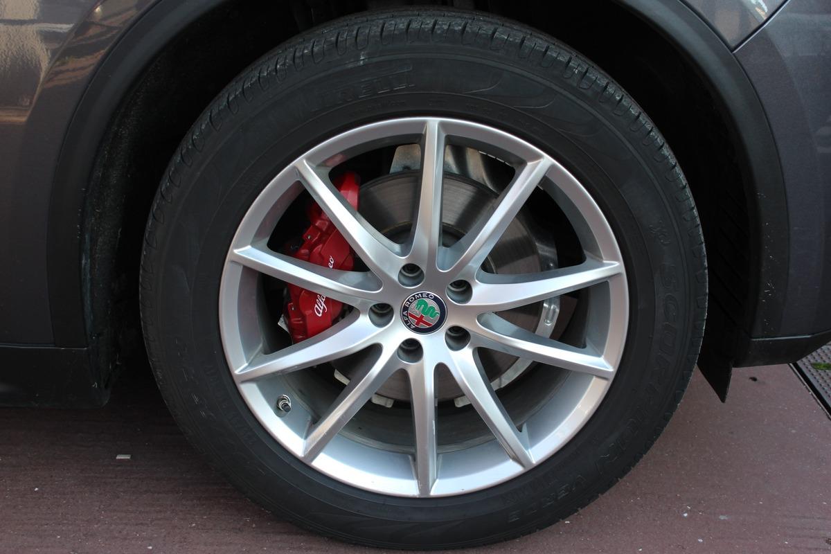 Alfa Romeo Stelvio 2.2 D 210 SPORT EDITION  BVA8