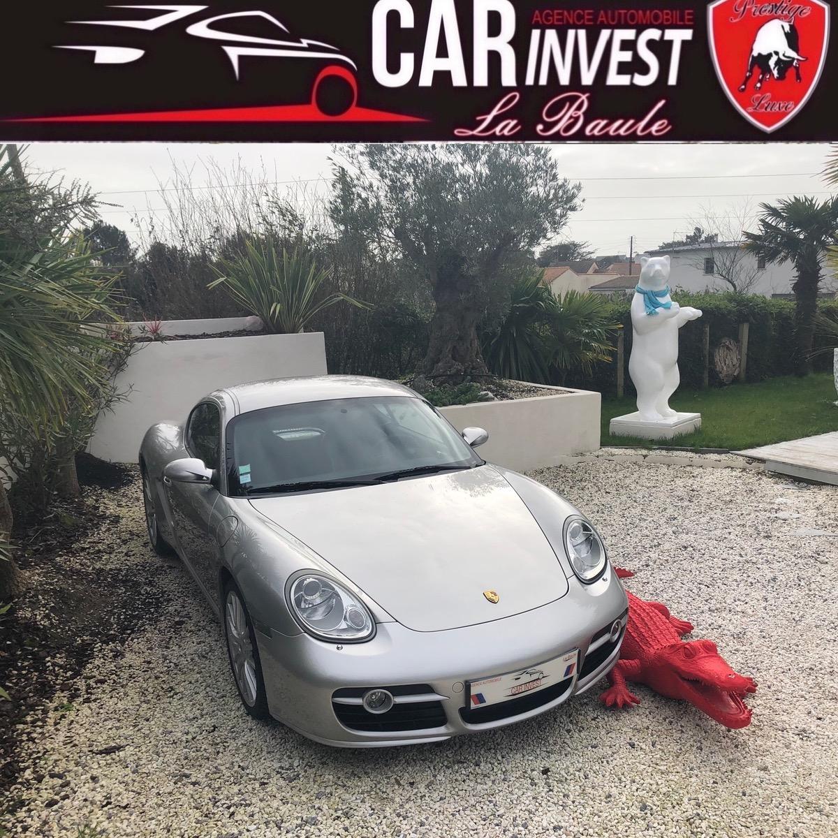 Porsche Cayman 3.4i - 295 2