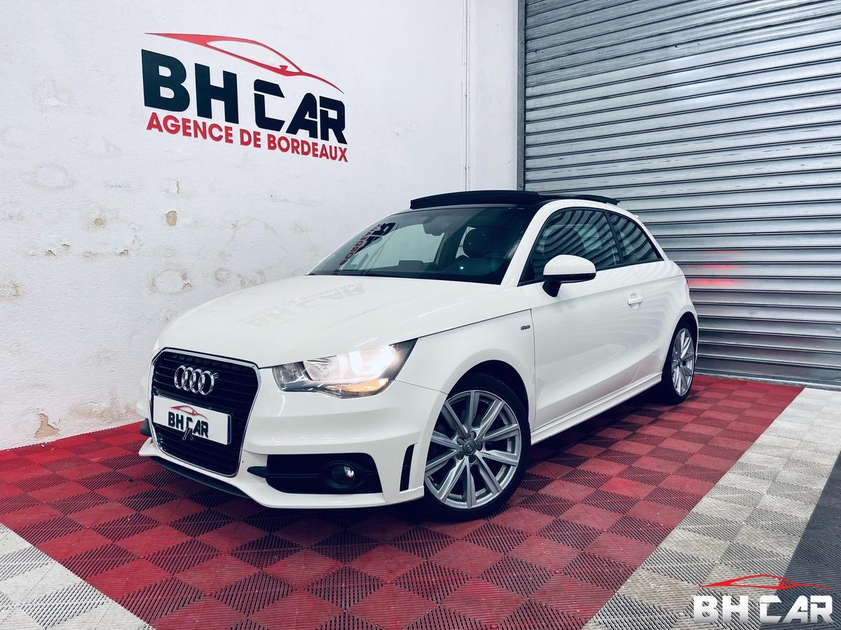 Audi A1 1.4l tfsi 185 S-TRONIC S-LINE