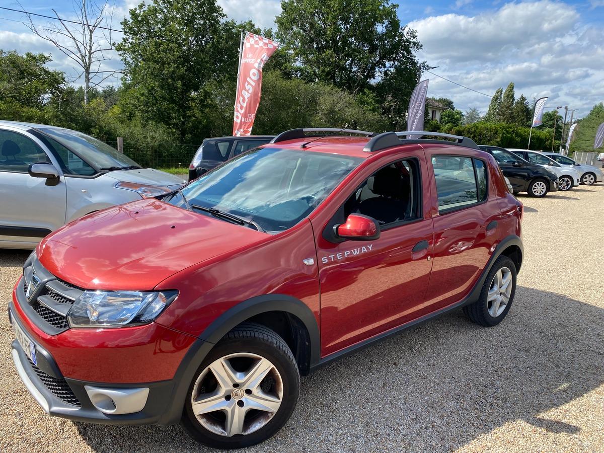 Dacia Sandero tce  90 chx prestige 2014 94500kms
