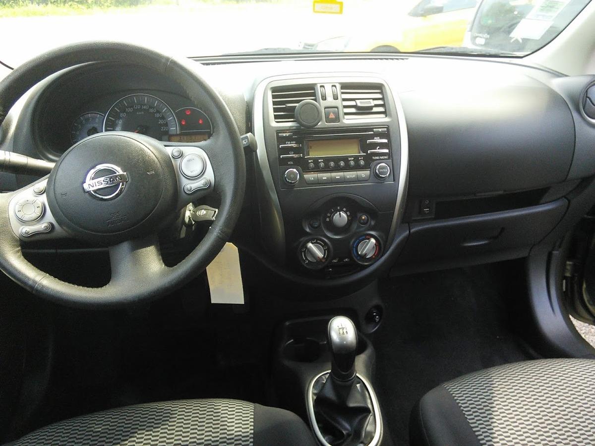Nissan Micra 1.2i 80 VISIA 71508km