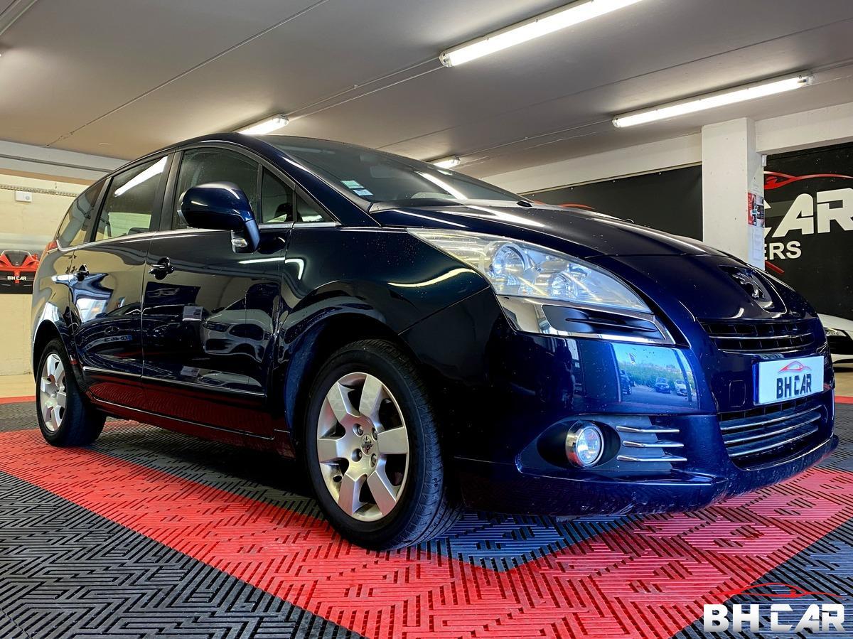 Peugeot 5008 GENERATION-I 1.6 HDI 110 ST 90650km