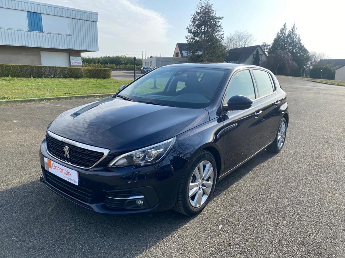 Peugeot 308 1.6 BLUEHDI 120 EAT6 ACTIVE BUSINESS