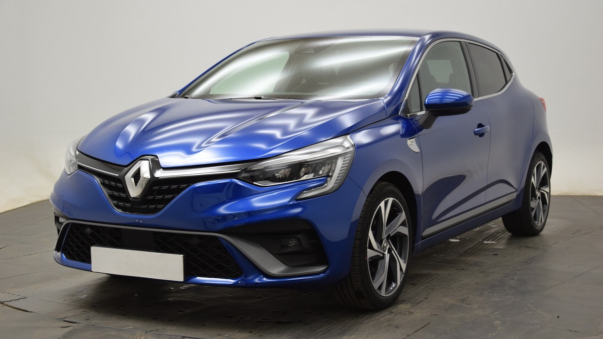 Renault Clio TCe 90 X-Tronic RS Line