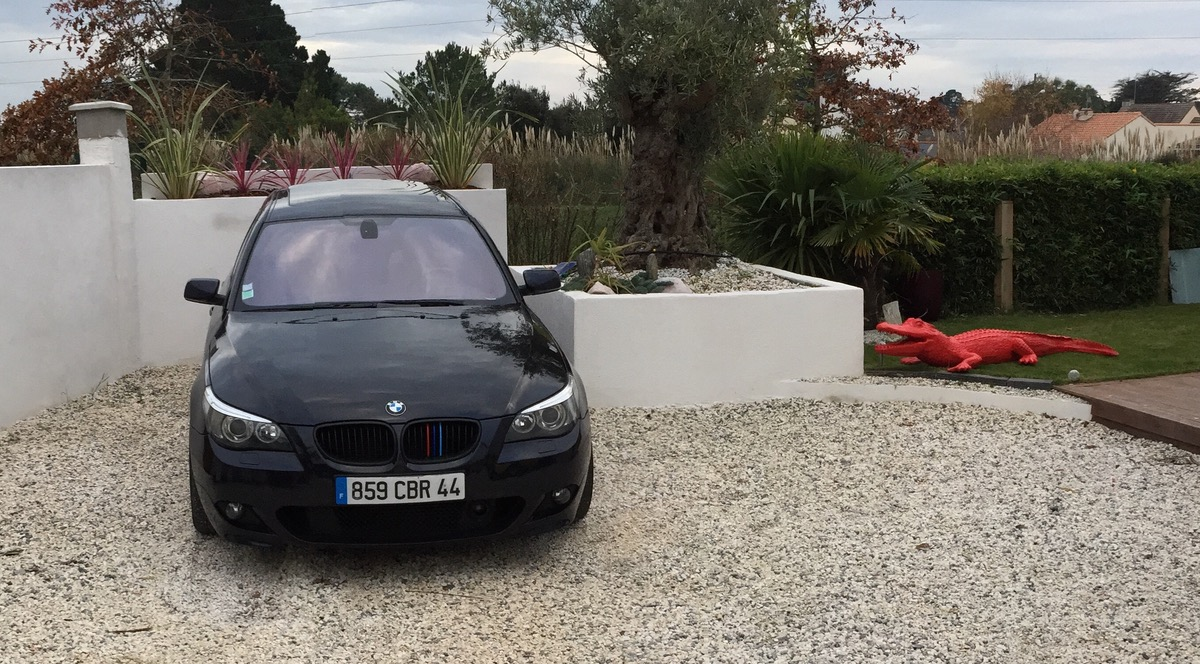 Bmw Serie 5 530d. Touring packs sport