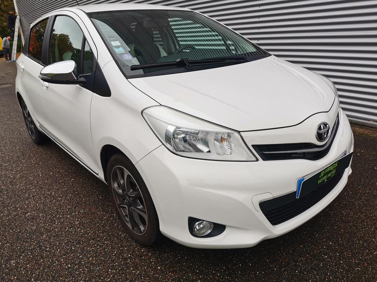 Toyota Yaris 1.0 vvti 69 dynamic 5p