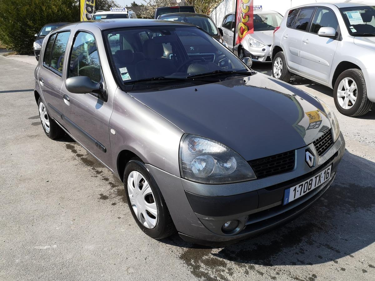 Renault Clio II 1.4i 16V PRIVILEGE REPRISE POSSIBL