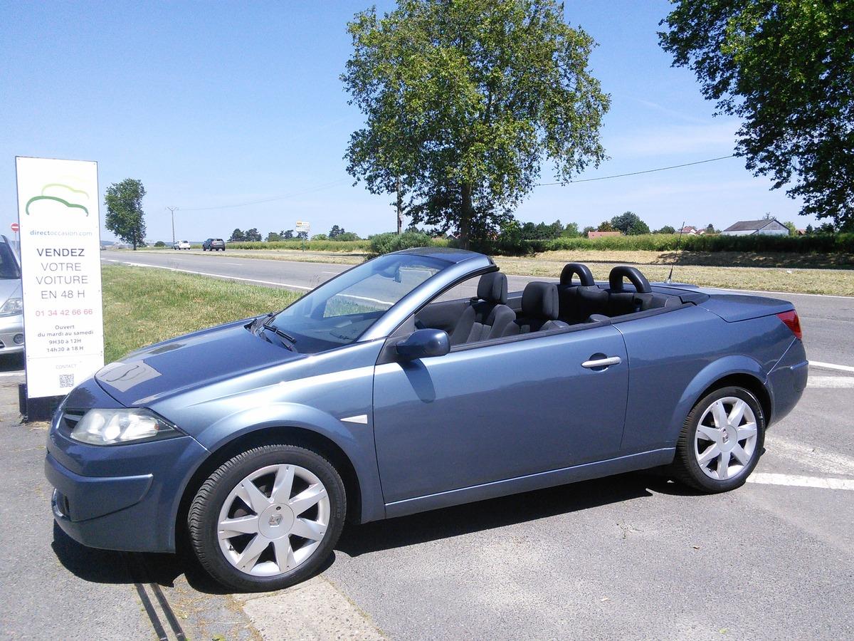 Renault Megane 2.0 CABRIOLET 136 CV 179000km