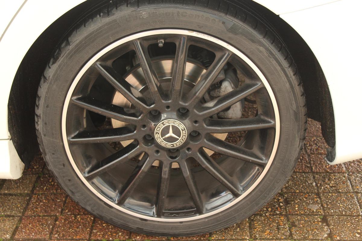 Mercedes Classe Cla FASCINATION 177ch  6