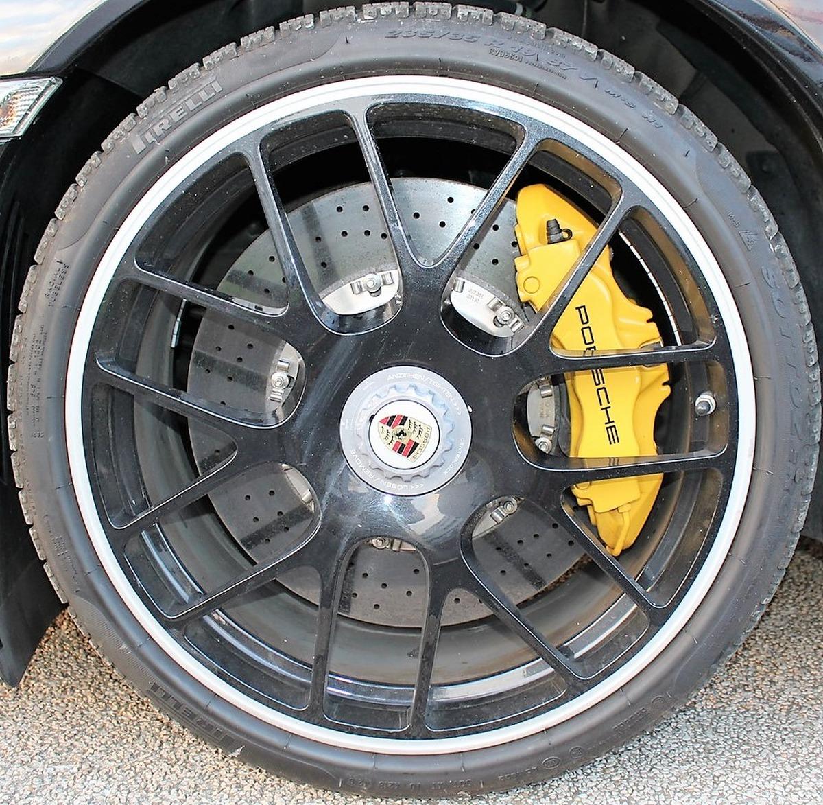 Porsche 911 997 TURBO S 530 ch PDK CHRONO GPS CAB