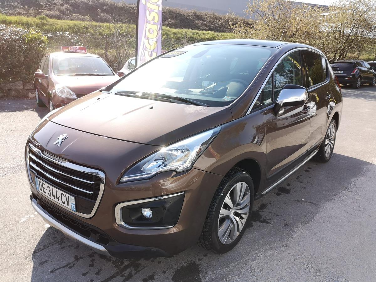 Peugeot 3008 II 1.6 HDI 115 FELINE REPRISE POSSIB