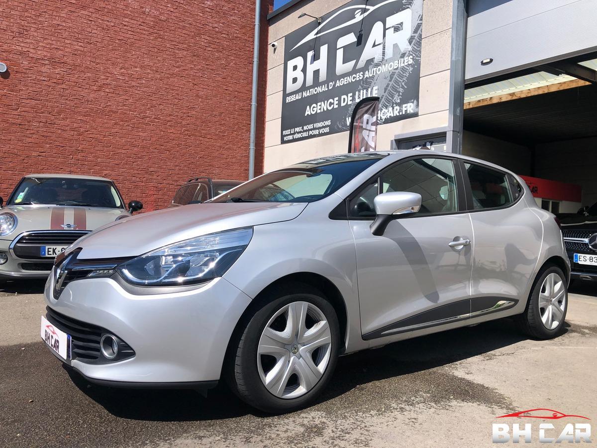 Renault Clio IV 1.5 dci 90 business