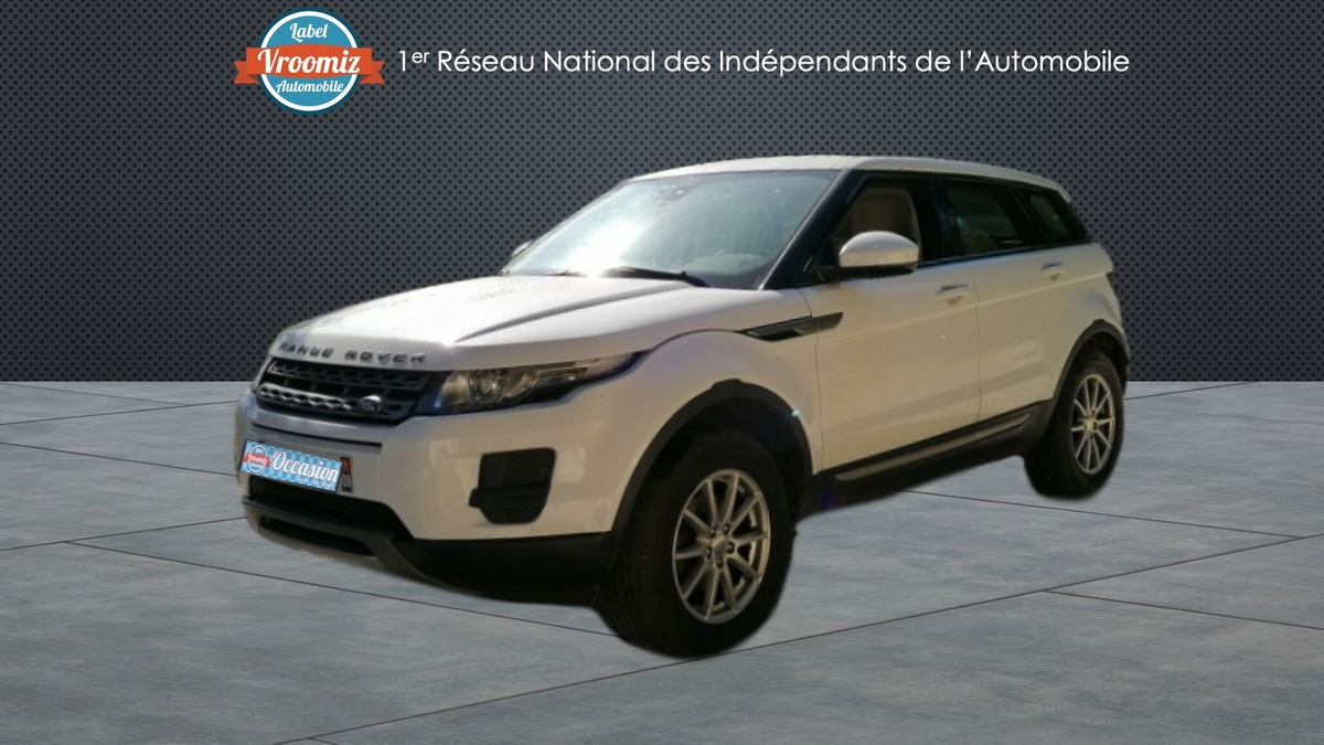 Land Rover Evoque (2) TD4 150 ch PURE 4*4