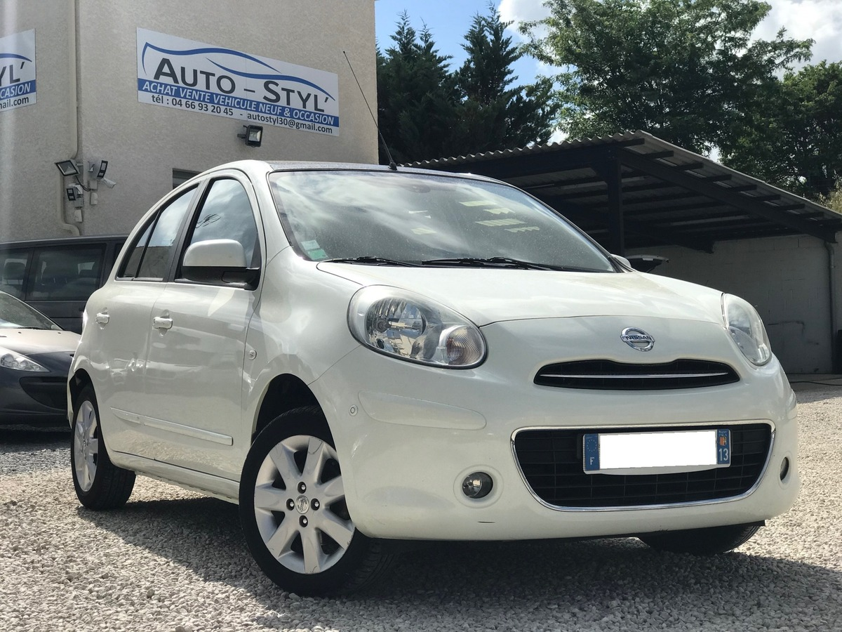 Nissan Micra 1.2 l 80 ch Connect Edition