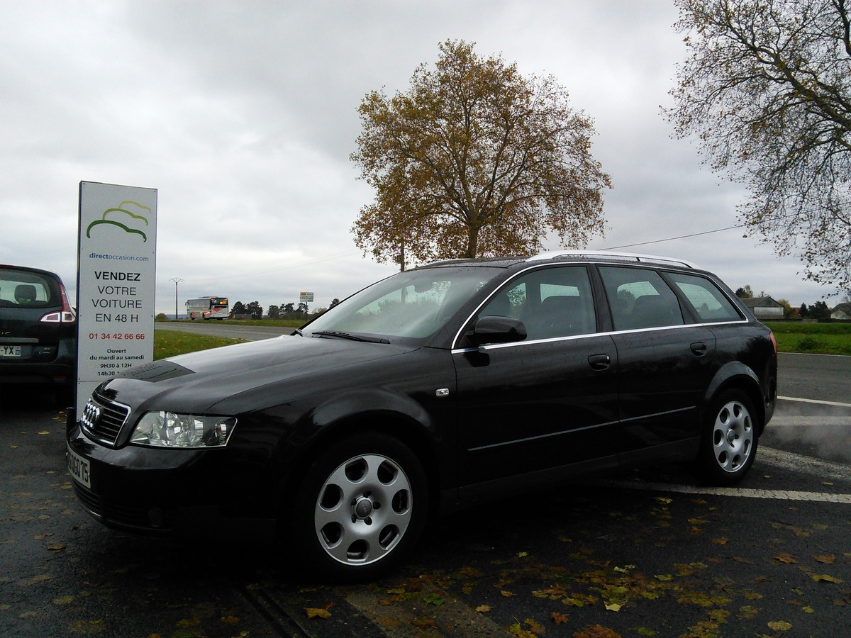 Audi A4 AVANT 2.0 FSi 150 130983km break