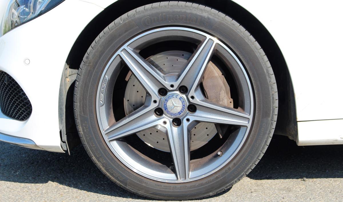 Mercedes Classe C C400 SW 4MATIC 9G 333 CV AMG