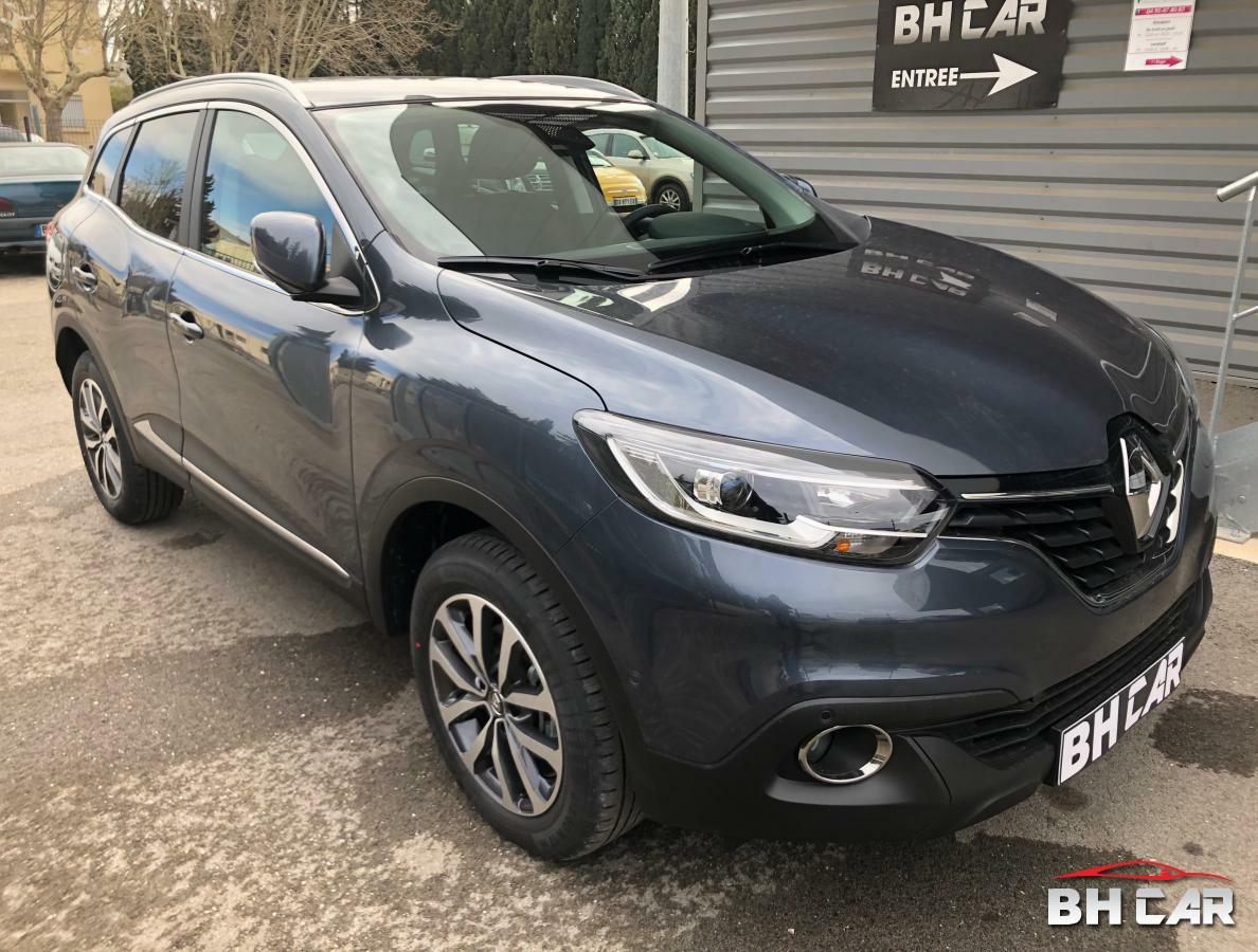 Renault Kadjar TCe 140 FAP Intens