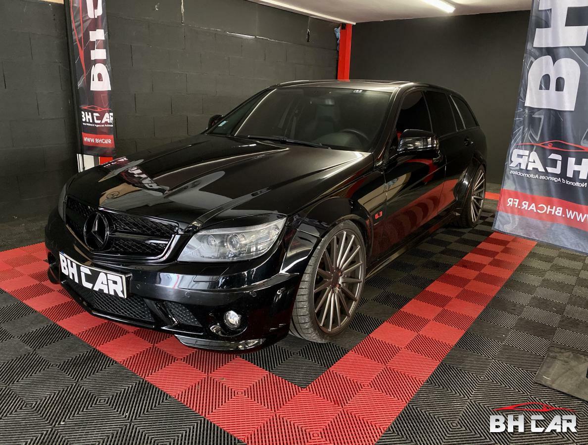 Mercedes Classe C C63AMGTRONICBVAu/456CH37CH-BREAK