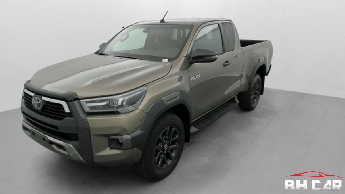 Toyota Hilux X-tra Cabine 2.4 150 D-4D INVINCIBL b