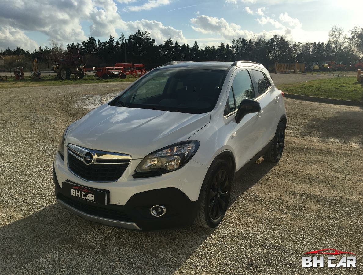 Opel Mokka 1.4 140 cv Turbo
