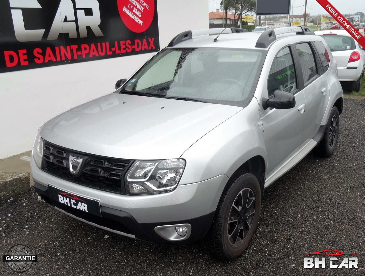 Dacia Duster BLACK TOUCH 5P 1.2 125cv 4X2