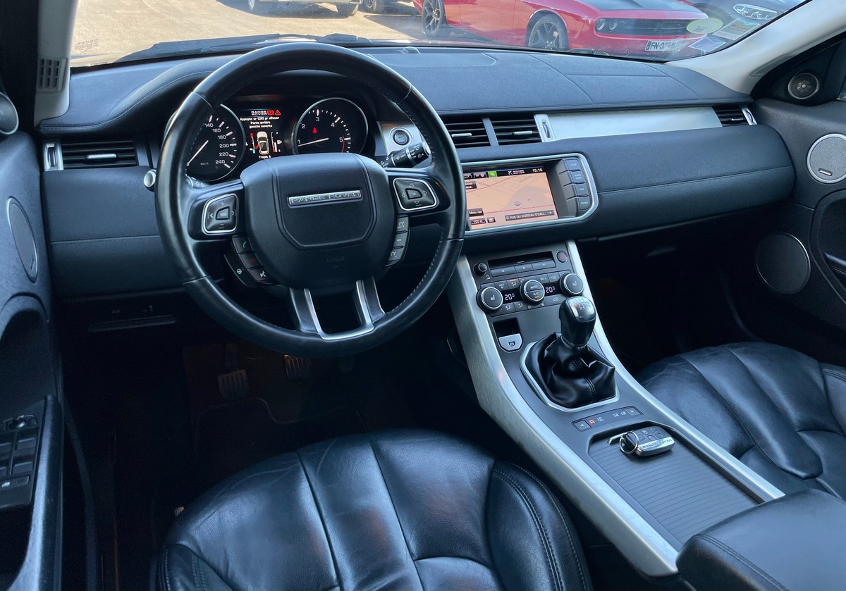 Land Rover Range Rover Evoque 2.2 TD4 150 4WD