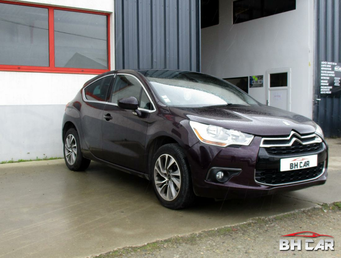 Ds ds4 1,6l HDI  115CV So Chic