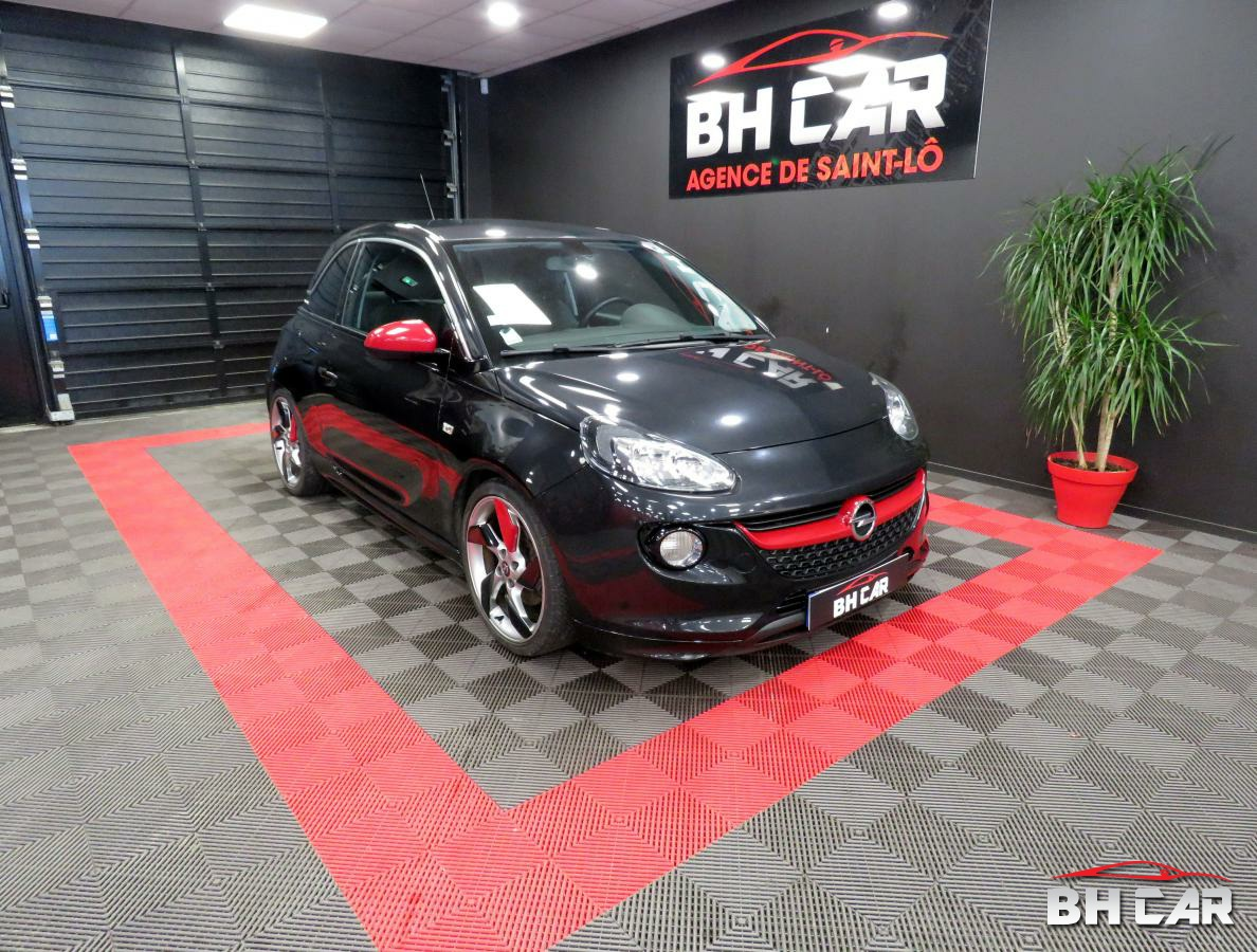 Opel Adam 1.0i ecotec turbo 115cv SLAM 169/M