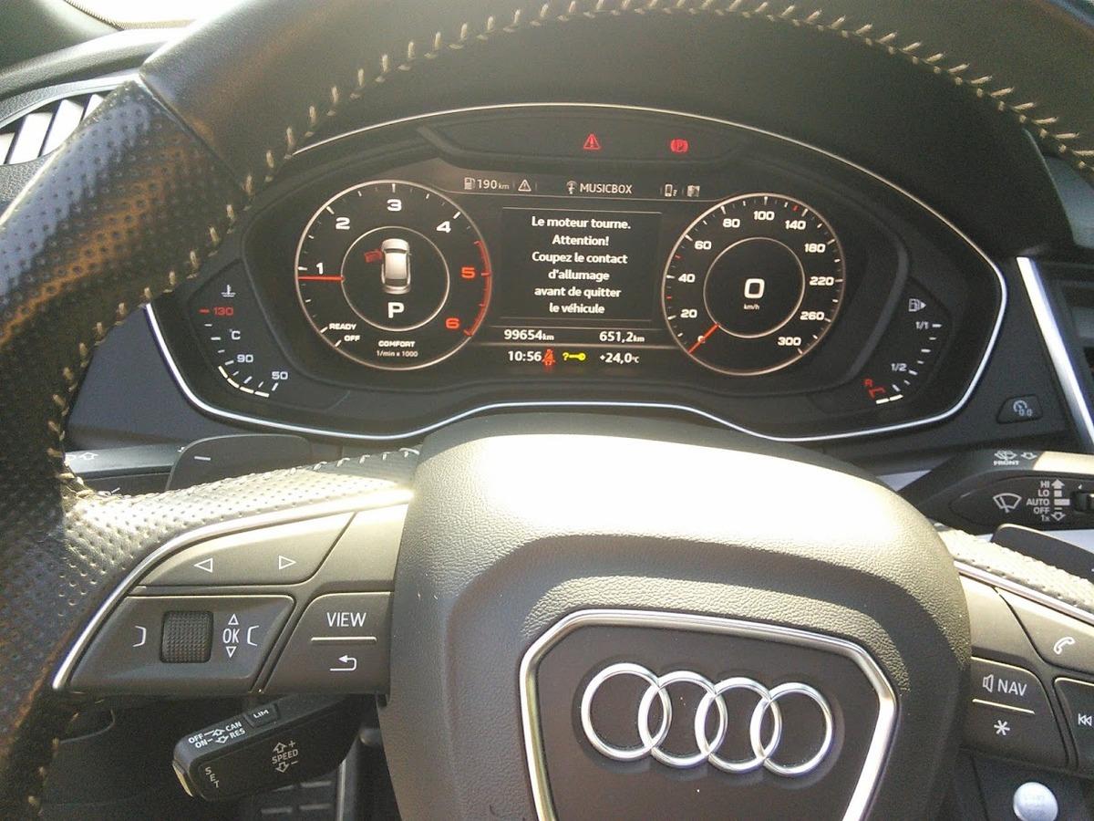 Audi Q5 2.0 TDI 190 S LINE QUATTRO S TRONIC 99702