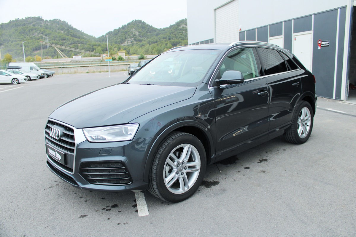 Audi Q3 1.4 TFSI 150ch COD Ambition Luxe S-tronic