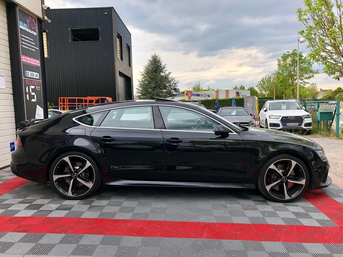 Audi Rs7 QUATTRO 4.0 V8 560 FULL OPTIONS FRANCE g