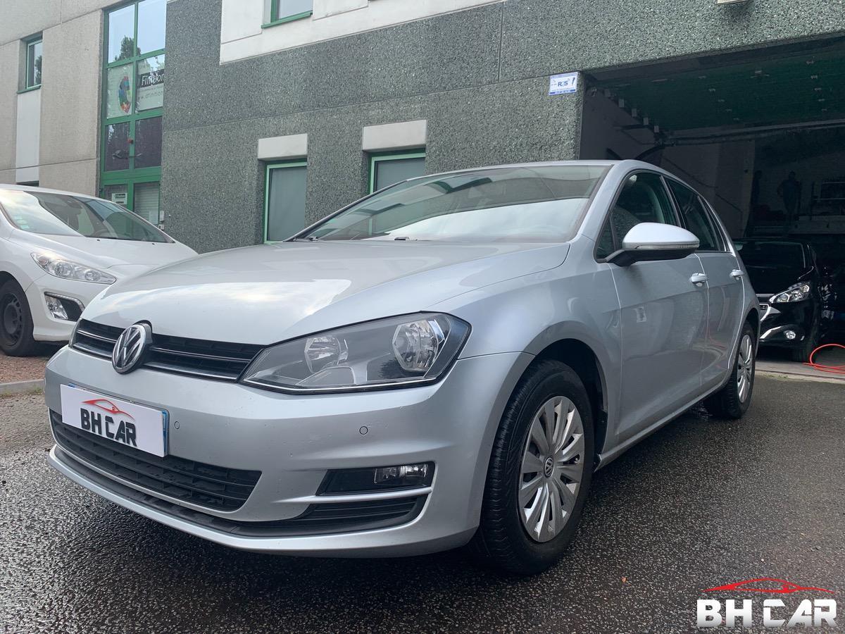 Volkswagen Golf 1.6 TDI 110 Bluemotion Trendline