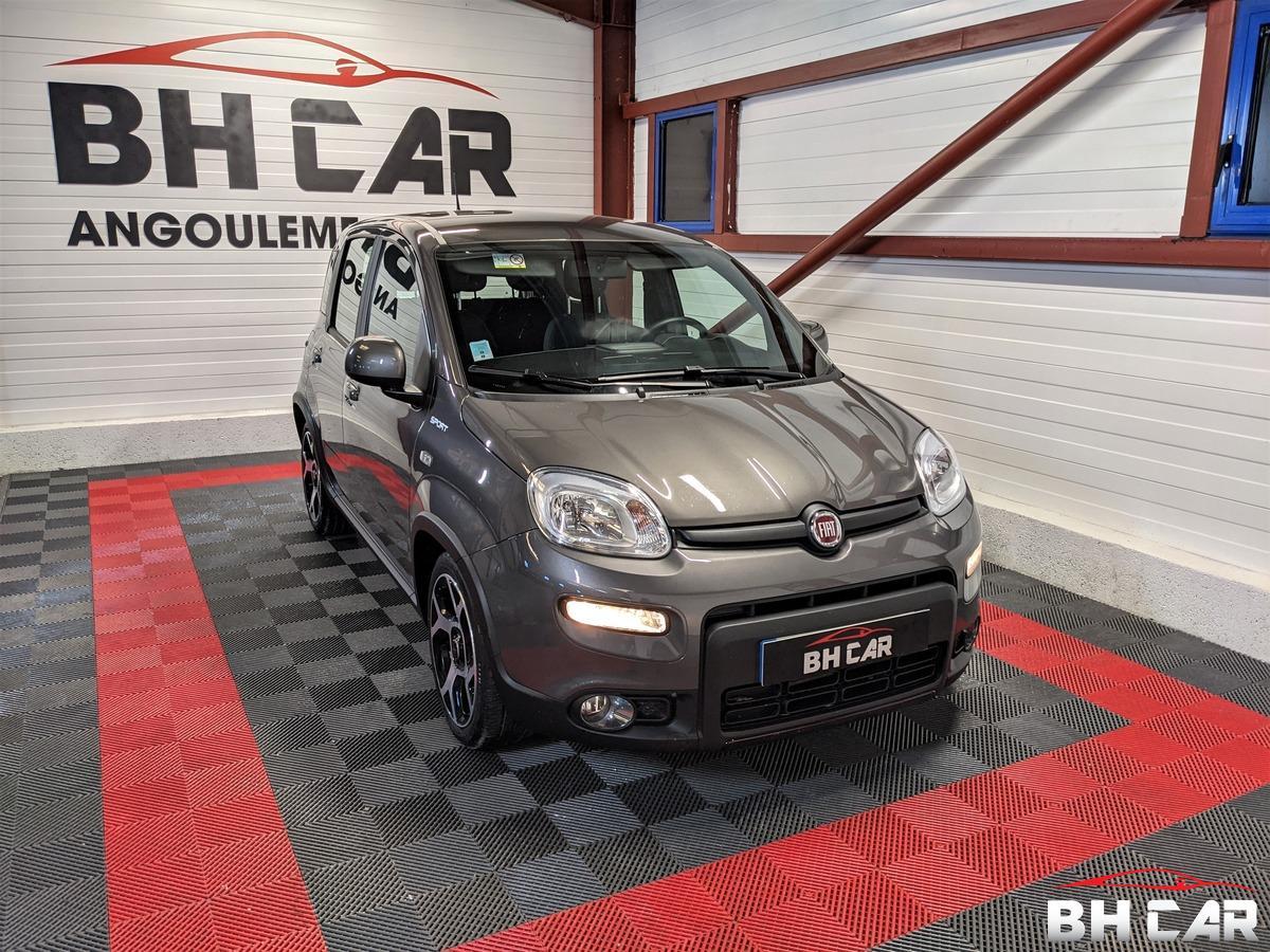 Fiat Panda Hybrid Sport 70cv