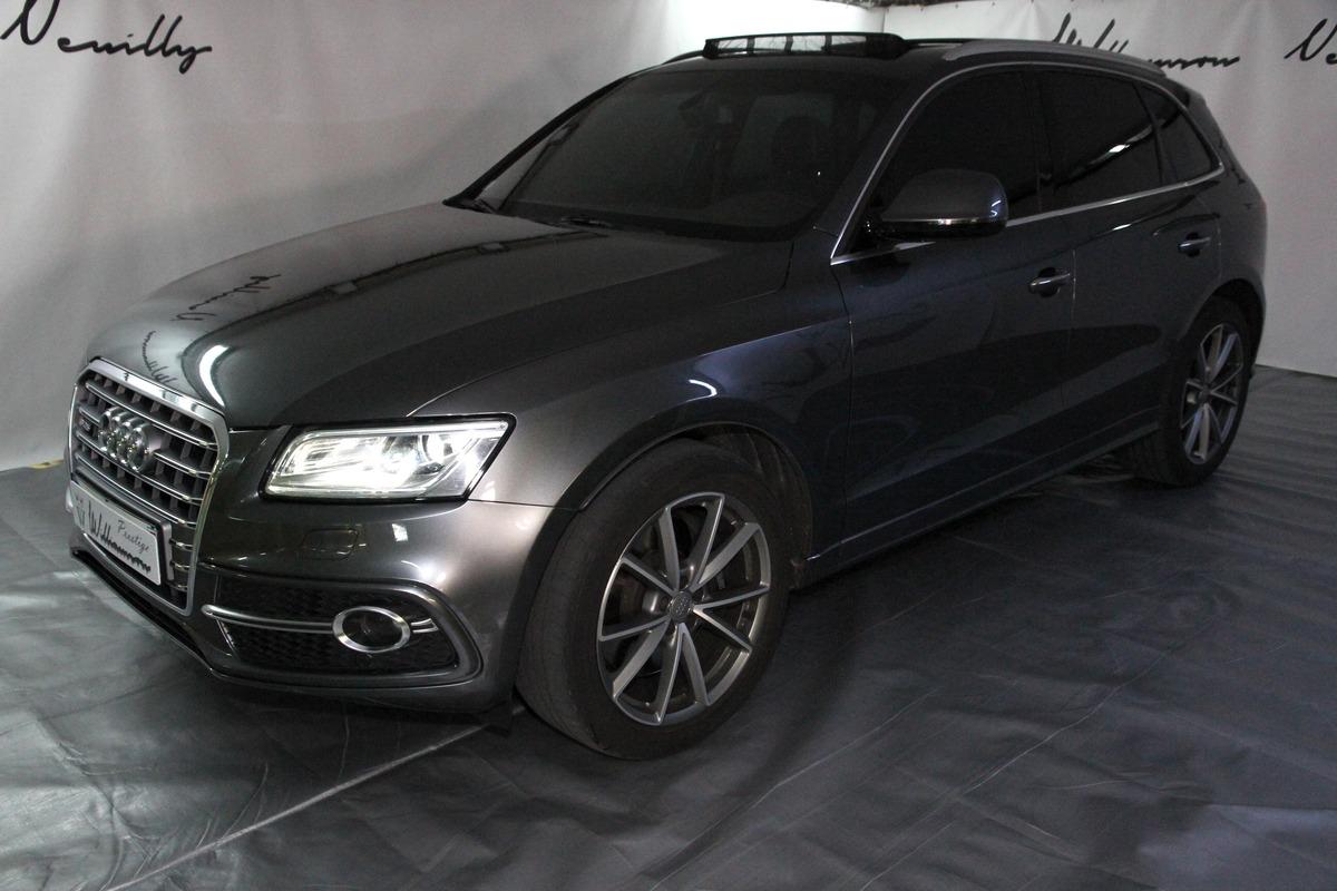 Audi SQ5 Compétition