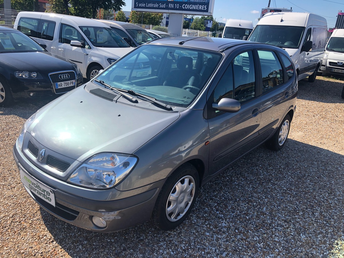 Renault Megane SCENIC 1.9 DCI 105 EXPRESSION 3