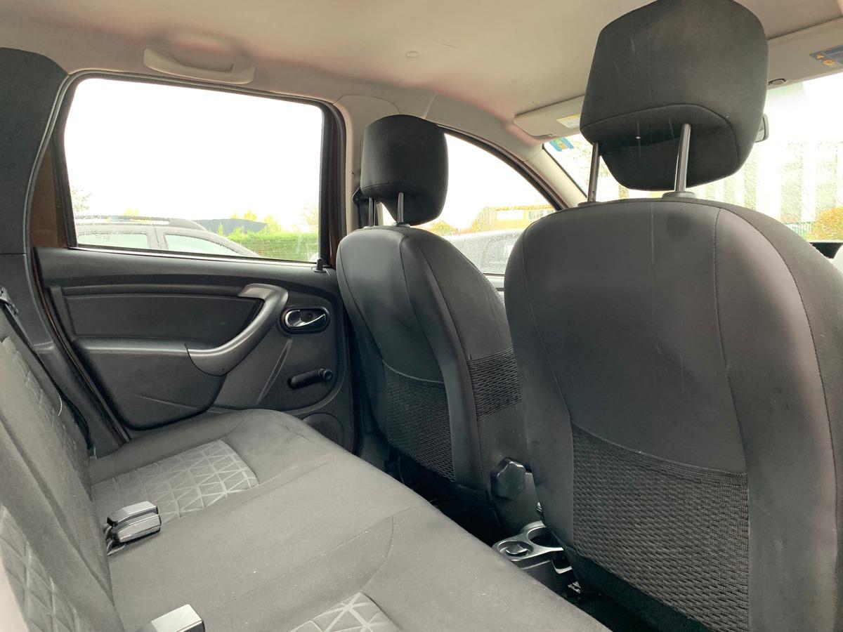 Dacia Duster 1.5 DCI 110 Lauréate 4x2 1ère Main