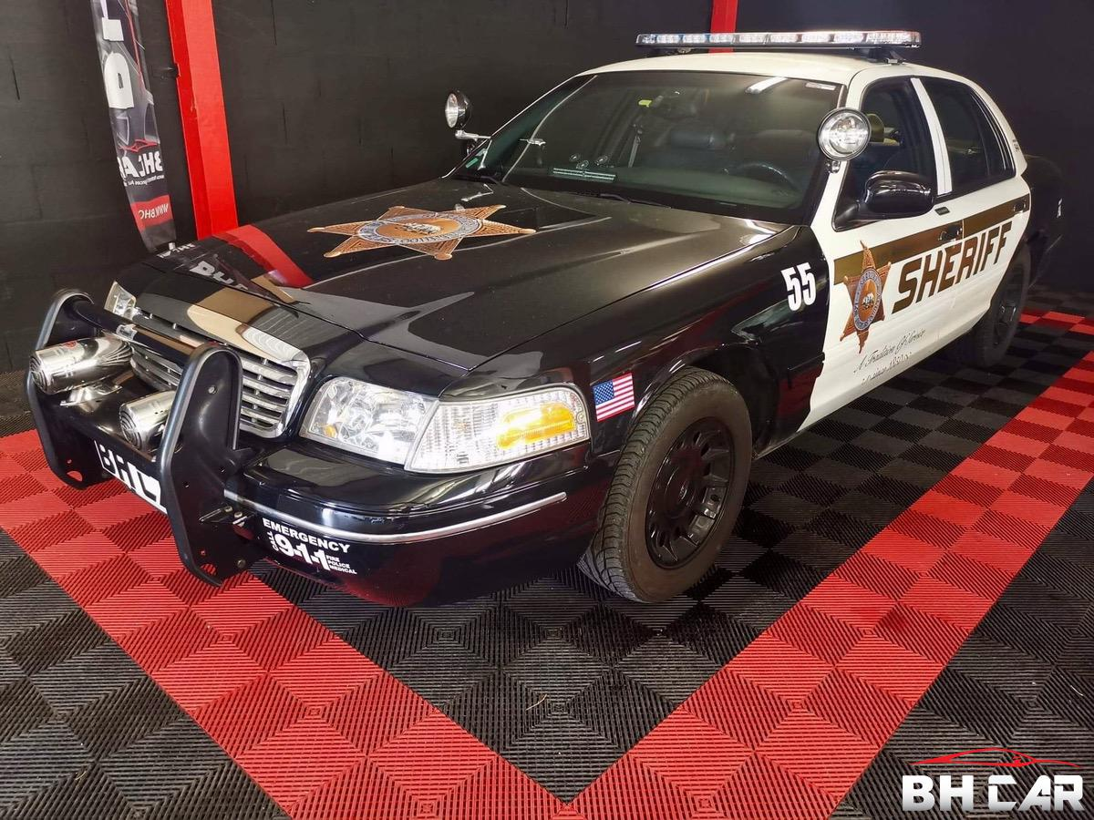 Ford Crown Victoria SHERIFF/250CV/ COLLECTION