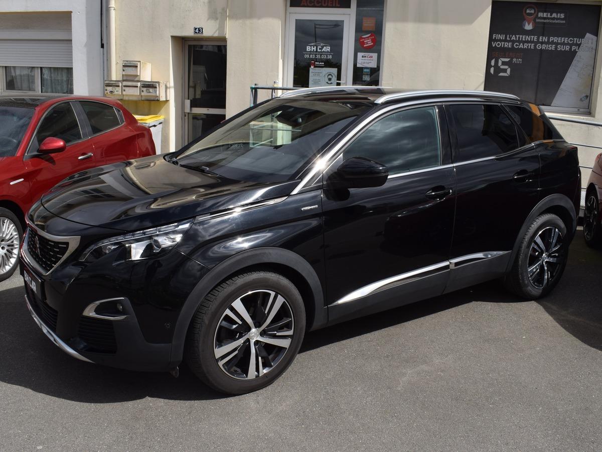 Peugeot 3008 1.5 bluehdi 130ch Gtline
