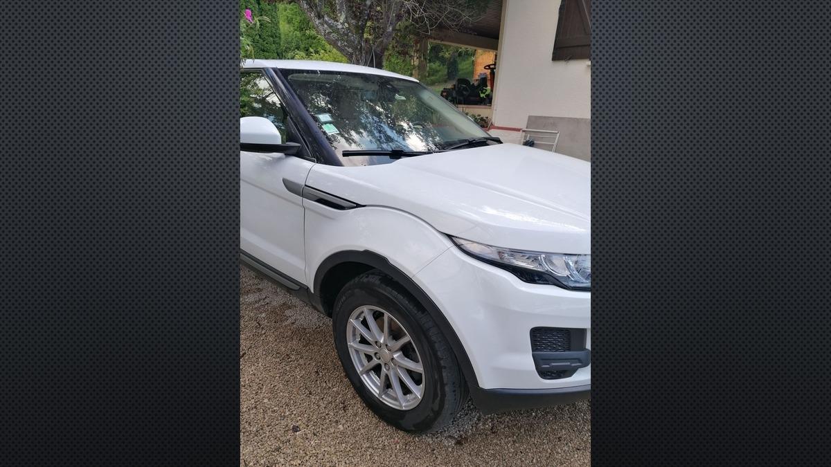 Land Rover Evoque (2) TD4 150 ch PURE 4*4 p